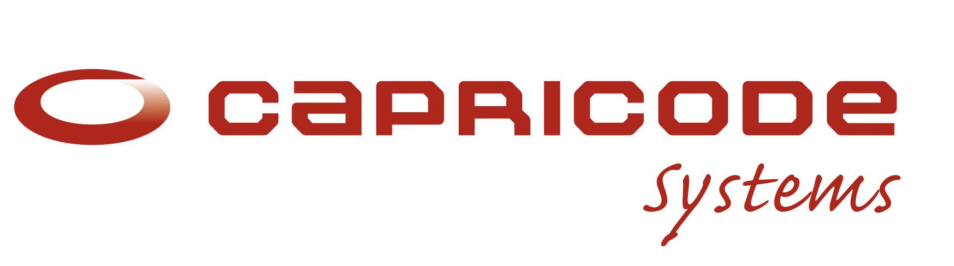 Capricode systems logo