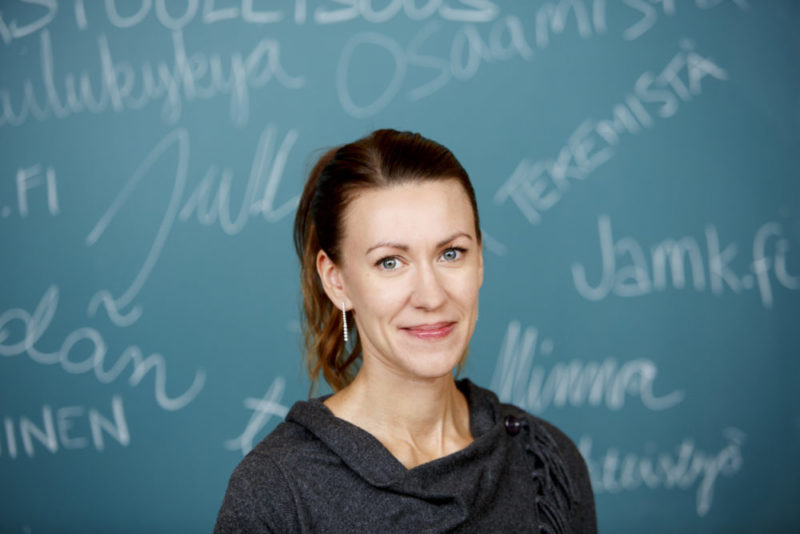 Minna Kervinen JAMK